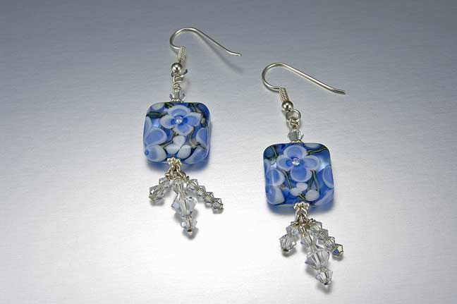Bonnie Blue Earrings