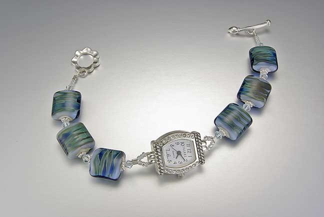 Blue Tiger Watch
