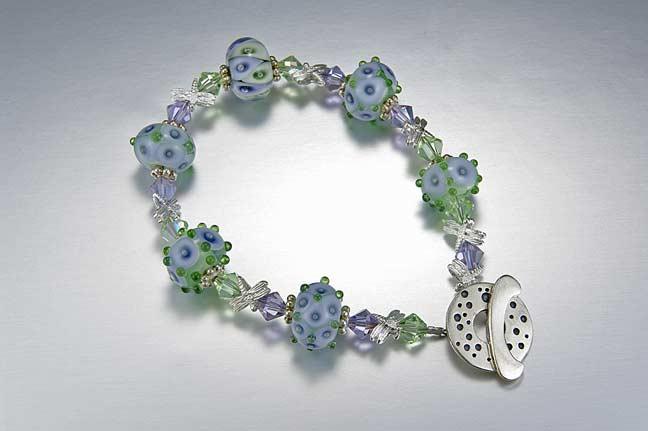 Green Firefly Bracelet