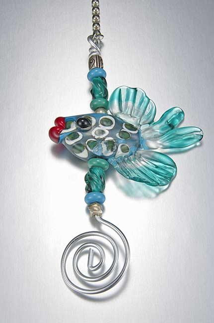 Fish Fanpull