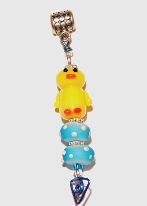 Ducky Pendant